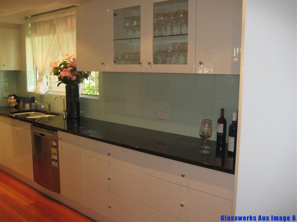 Kitchen Splashback Gallery Glass Works Australia