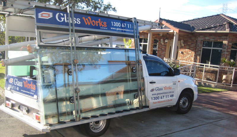 Glassworks Australia Glass Installation Sydney Transportation